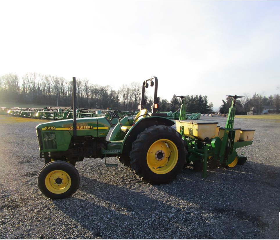 Farm Tractor Rental