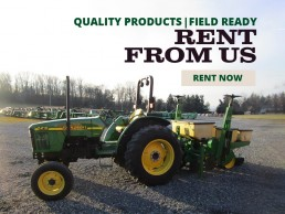 Rent Quality Field Ready Products from Us