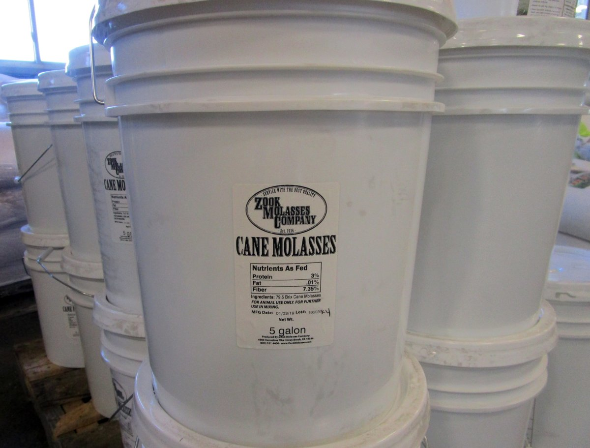 Zook Cane Deer Molasses