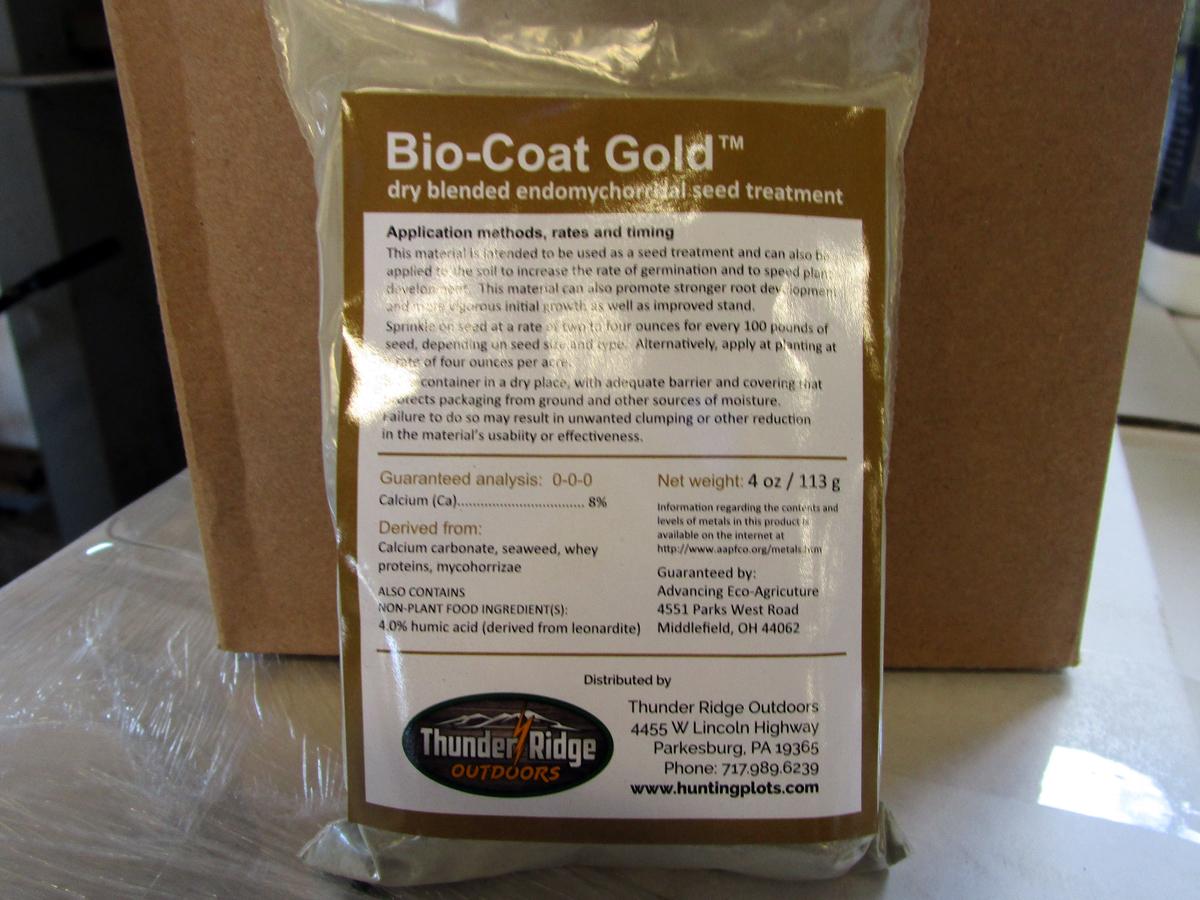 Bio Coat Gold Seed Treatment