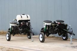 ATV Corn Planter
