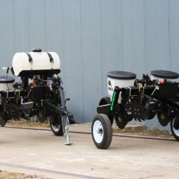 ATV Corn Planter